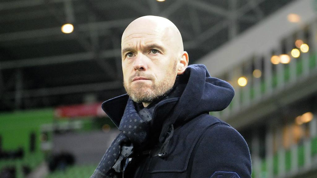 Pays-Bas - Ajax Amsterdam : Erik ten Hag nommé