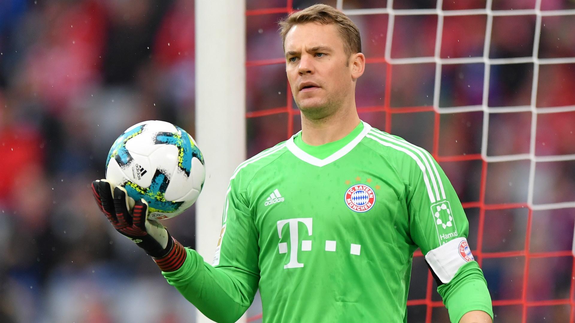 Neuer convaincu d'être au Mondial — Allemagne