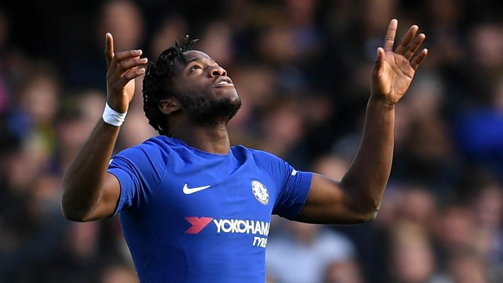 Batshuayi prêté en janvier — Chelsea