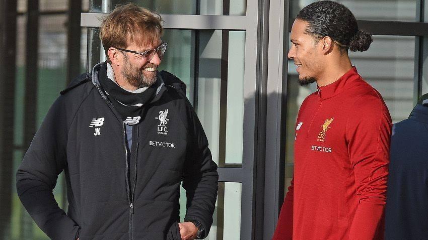 Première pour van Dijk — Liverpool-Everton