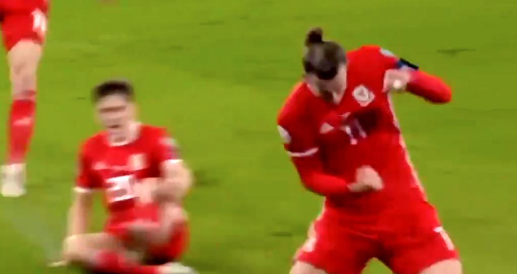 Marcó el de siempre en Gales: gol de Bale