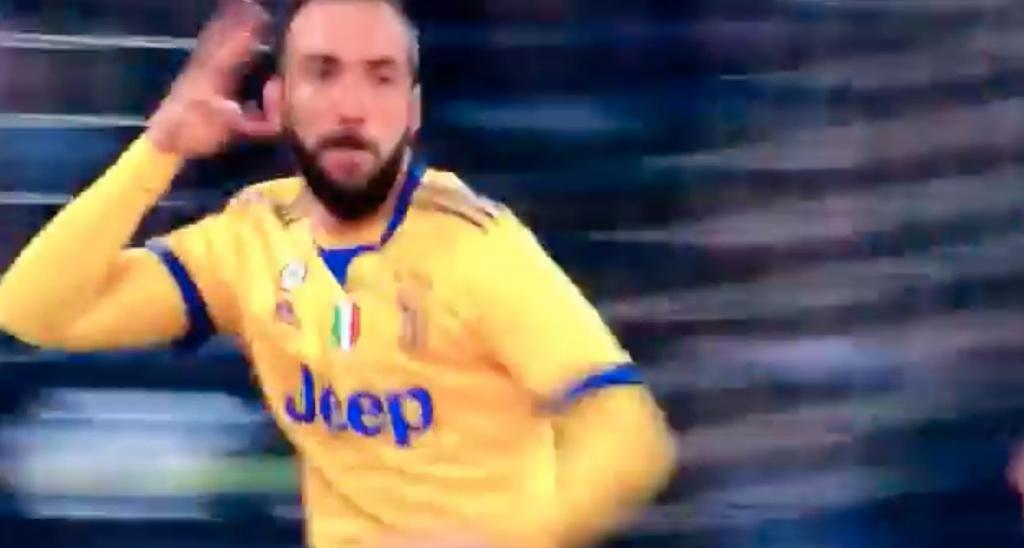 Juventus logró una gran victoria ante Napoli