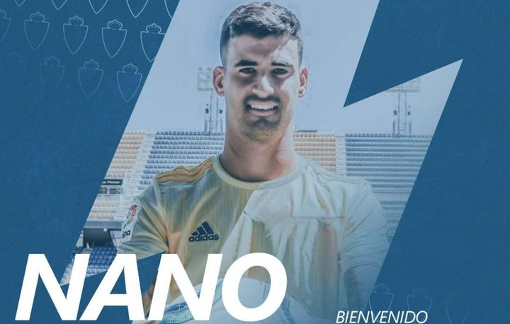 Cádiz y Zaragoza acordaron la cesión de Nano Mesa. RealZaragoza