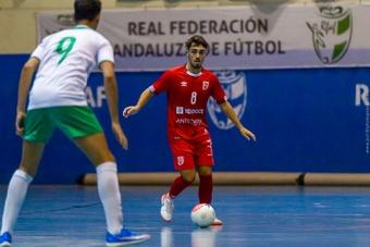 El CD BeSoccer UMA Antequera goleó a el Torremolinos FS. BeSoccer CD UMA Antequera