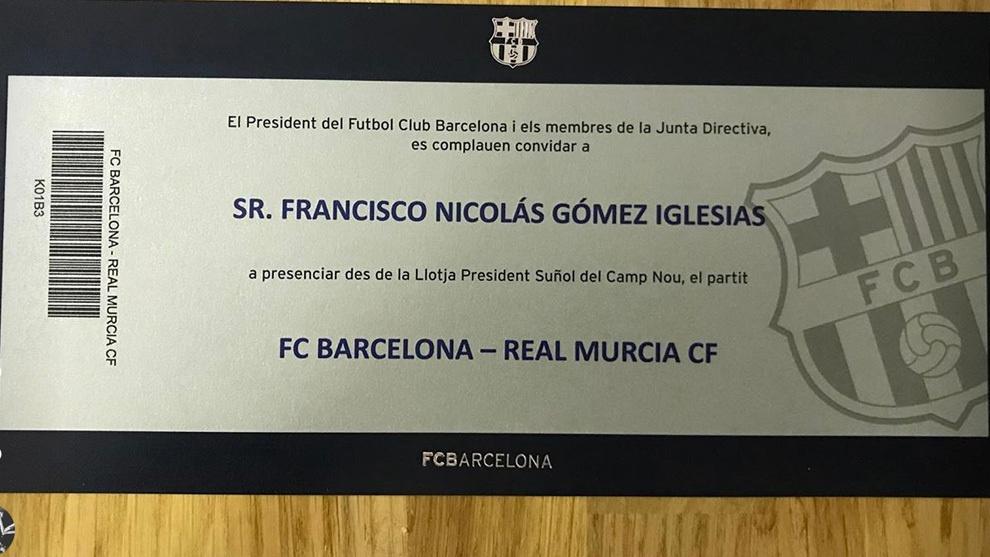 Barcelona le dio una clase de fútbol al Murcia