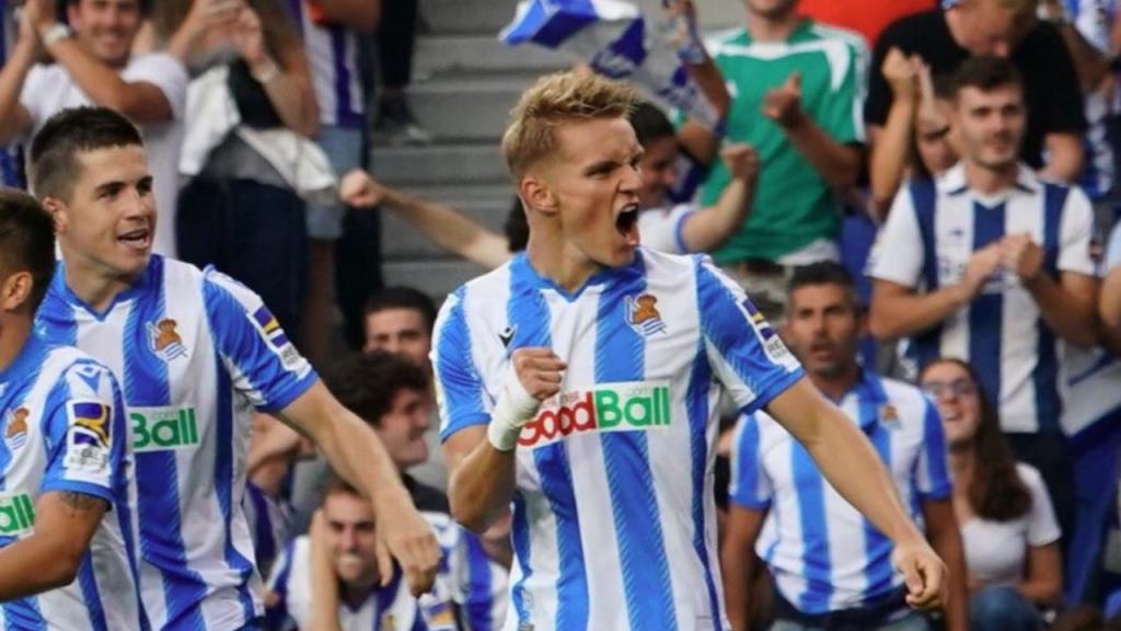 Fichajes del Madrid: Odegaard reconoció que el Madrid no le quita el ojo