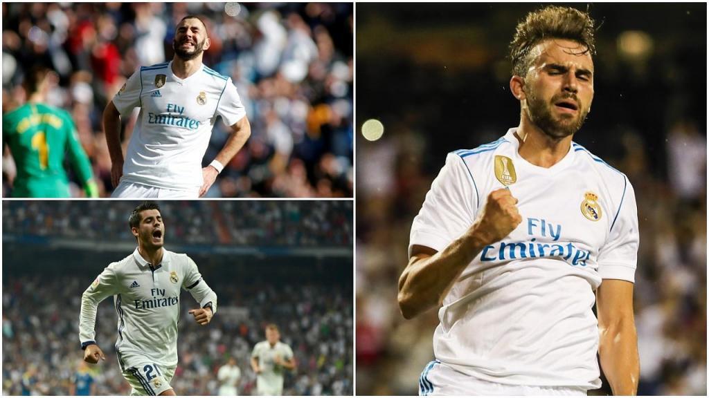 Los cuatro candidatos del Real Madrid para reemplazar a Benzema