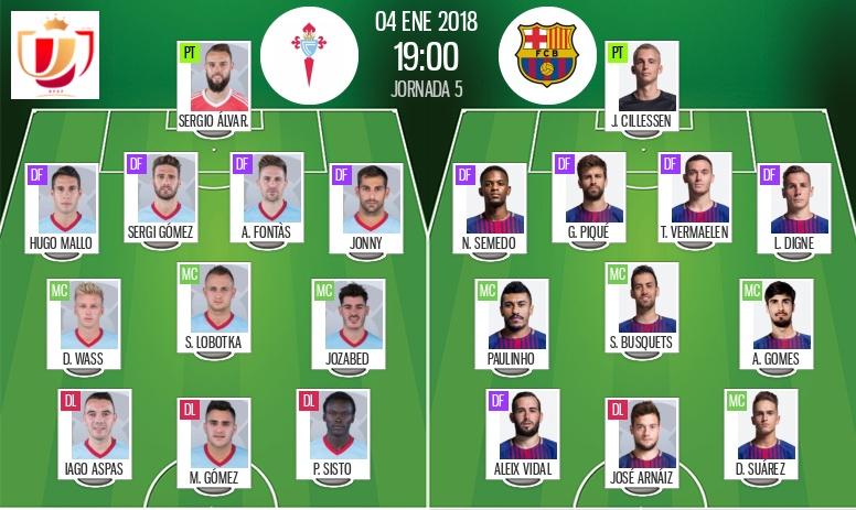 Le Barça cale, Dembélé a rejoué