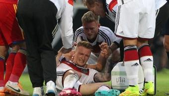 Reus volverá a jugar con Alemania después de dos años. AFP