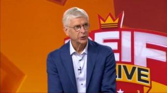 Wenger was interviewed by 'Bild'. Screenshot/Bild