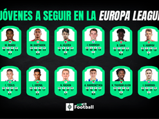 12 jóvenes a seguir en la Europe League 20-21. BeSoccer