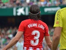 Filipe Luis envoie son soutien au Deportivo. BeSoccer