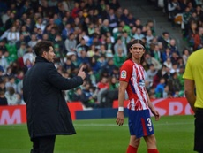 Filipe dejó un recado para su ex entrenador. BeSoccer