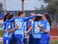 El Málaga Femenino ganó el primer punto. BeSoccer