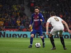 Messi já marcou 24 vezes contra o Sevilla. BeSoccer