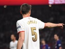 El Sevilla ingresa 35 millones de euros por Lenglet. AFP