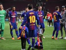 Le défi (presque) impossible de Leo Messi en Coupe du Roi. BeSoccer