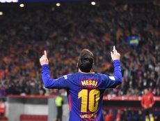Messi enchaîne les records. BeSoccer
