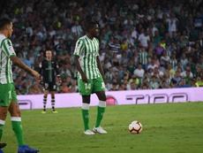 La lesión de Carvalho, un serio contratiempo para el Betis. BeSoccer