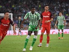 William Carvalho está na mira do Rennes. BeSoccer