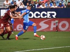 El Málaga llega lanzado al Martínez Valero. BeSoccer