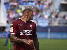 Jesús Valentín rescindió su contrato con el Córdoba. BeSoccer