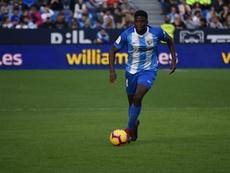 N'Diaye solo disputó 60 minutos con su Selección. BeSoccer