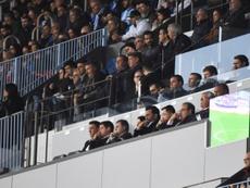 El Ayuntamiento de Málaga restituirá la placa de Al Thani. BeSoccer