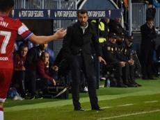Diego Martínez le dio valor al punto. BeSoccer