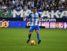El Málaga dejó escapar el liderato. BeSoccer