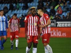 El Almería jugará un amistoso en Cartagena. BeSoccer