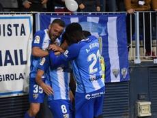 El Málaga buscará reeconctrarse con la victoria. BeSoccer