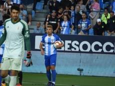 Ontiveros se salió ante el Oviedo. BeSoccer