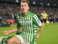 He will not leave Betis. BeSoccer