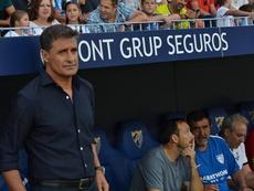 El técnico del Málaga, contra las cuerdas. BeSoccer