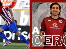 Alessio Cerci encuentra nuevo club. EFE/Arezzo