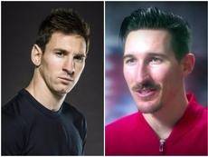 9 joueurs de football qui ressemblent beaucoup à d'autres joueurs. BeSoccer