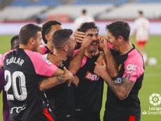 El Mallorca venció por la mínima. LaLiga