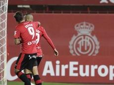 El Mallorca podría cerrar la primera vuelta con 33 puntos. LaLiga