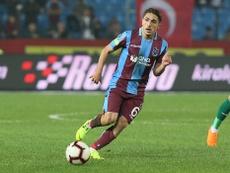 Abdulkadir Omur está relacionado con varios grandes de Europa. Trabzonspor