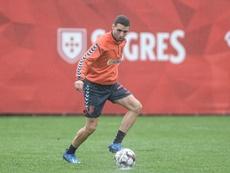Abel Ruiz jugará la Europa League con el Sporting de Braga. SCBraga