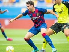 Cotado para substituir Suárez, Abel Ruiz é alvo do Sporting. FCBarcelona