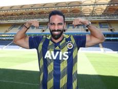 Rami, nuevo jugador del Fenerbahçe. Fenerbahçe