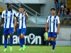 Aboubakar regressa aos convocados de Sérgio Conceição. Twitter/FC Porto