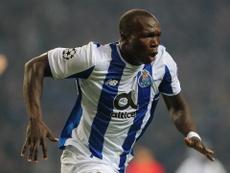 Aboubakar será jogador do Besiktas. Twitter/FCP