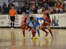 ElPozo Murcia ganó 1-6. ElPozoMurcia