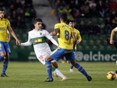Gonzalo Villar debutó con la Sub 21. LaLiga