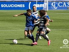 El Real Madrid se fija en Carrasquilla para su filial. LaLiga
