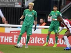 Peñaranda, en la lista de objetivos de Pumas. WatfordFC
