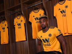 Adama Traore could make his Wolves debut on Saturday. Wolves